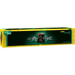 After Eight Nestlé Chocolat  citron