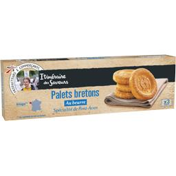 Palets bretons au beurre frais