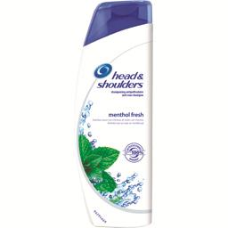 Shampooing antipelliculaire Menthol Fresh