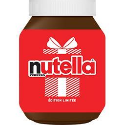 Nutella Pâte à tartiner aux noisettes et au cacao