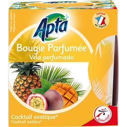 Bougie parfumée cocktail exotique