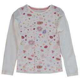 Tee-shirt écru fille taille 3 ans
