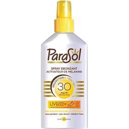 Spray 30 protection & bronzage