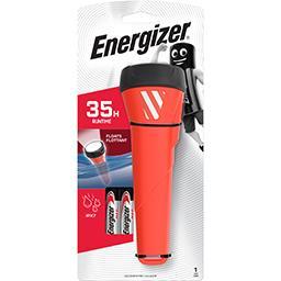 Lampe torche Waterproof + piles AA LR6