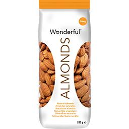 Wonderful Amandes natures