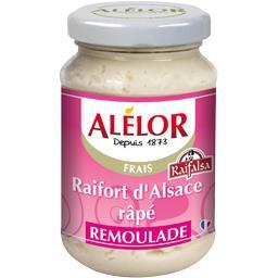 Raifort d'Alsace râpé rémoulade