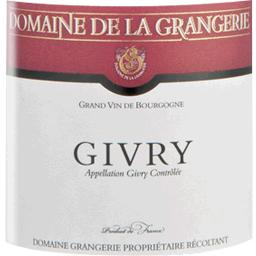 Givry vin rouge Domaine de la Grangerie