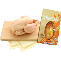 Poulet certifié nu + sac de cuisson