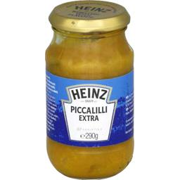 Sauce Piccalilli extra