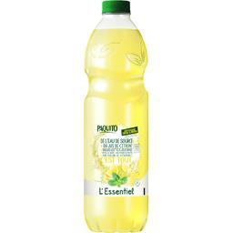 Paquito L'Essentiel - Citronnade citron menthe la bouteille de 1,5 l