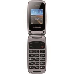 Téléphone GSM 1,8'' Silver TLINK40SIL