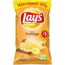 Chips saveur fromage