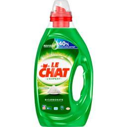 Le Chat Le Chat Expert - Lessive liquide bicarbonate le bidon de 1,25 l
