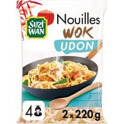Nouilles pour wok