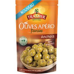 Olives Apéro farcies anchois
