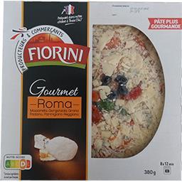 Gourmet Fiorini Gourmet - Pizza Roma la pizza de 380 g