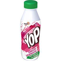 Yop - Yaourt à boire parfum framboise