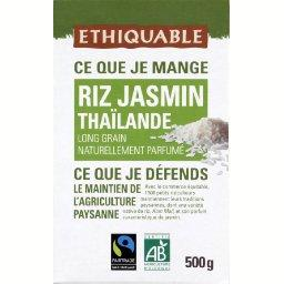 Riz jasmin de Thaïlande, riz thaï naturellement parf...