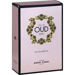 Arno Sorel Eau de parfum Bois de Oud Rose le vaporisateur de 100 ml