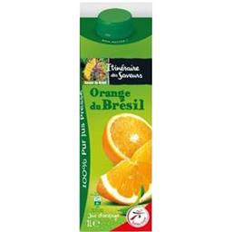 Jus d'orange du Brésil