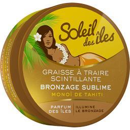 Graisse à traire bronzage sublime parfum des îles