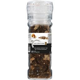 Les Créations Mélange forestier de champignons le moulin de 19 g