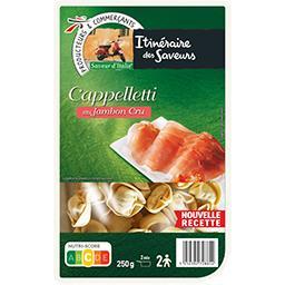 Saveur d'Italie - Pâtes Cappelletti au jambon cru