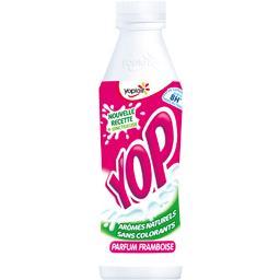 Yop à boire framboise