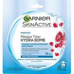 Skin Active - Masque Tissu Hydra Bomb