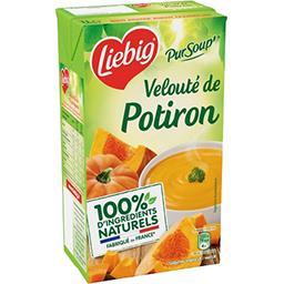 Pur'Soup - Velouté de potiron à la crème fraîche