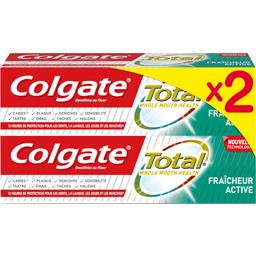Colgate Total - Dentifrice fraîcheur Active