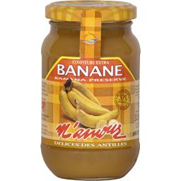 Confiture extra banane