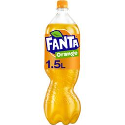 Fanta Soda au jus d'orange