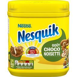 Nesquik - Chocolat en poudre goût choco noisette