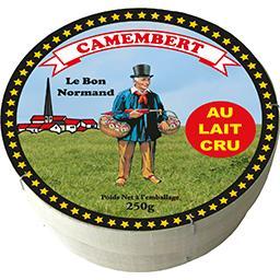 Camembert de Normandie, au lait cru