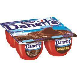 Danette - Crème dessert saveur Brownie