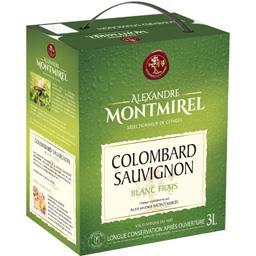 Vin d'Afrique du Sud Colombard sauvignon, vin blanc
