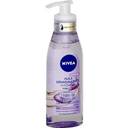 Nivea Nivea Huile démaquillante apaisante visage et yeux le flacon de 150 ml
