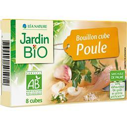 Bouillon cube poule BIO