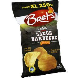 Les Aromatisées - Chips saveur barbecue