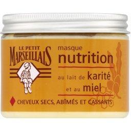 Masque Nutrition au lait de karité et au miel