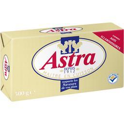 Astra Margarine formule anti-éclaboussures