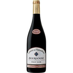 Bourgogne Pinot Noir, vin rouge