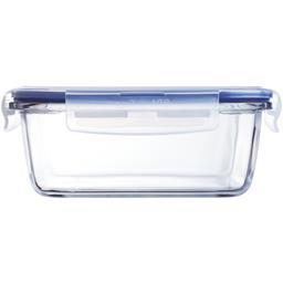 Boite conservation carrée 122 cl couvercle Pure Box Active