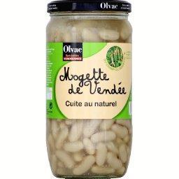 Mogette de Vendée cuite au naturel