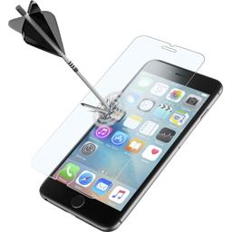 Protection d'écran en verre trempé pour iPhone 6S/6