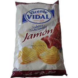 Chips au goût jambon