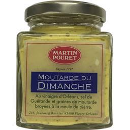 Moutarde du dimanche