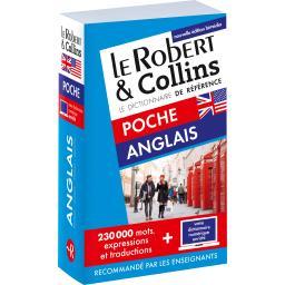 Le Robert & Collins poche Anglais - Français-Anglais - Anglais-Français