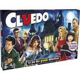 Hasbro Hasbro Gaming Jeu Cluedo le jeu